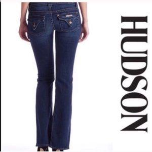 💕SALE💕 Hudson Bootcut Premium Denim Jeans
